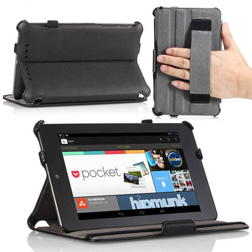 MoKo Slim-fit Case for Google Nexus 7 Android Tablet