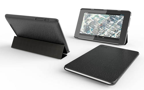 Poetic Slimline Portfolio Case for Google Nexus 7 Android Tablet by Asus