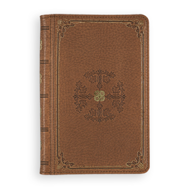 Verso Prologue Antique Cover, Tan