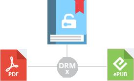 adobe pdf epub drm removal online