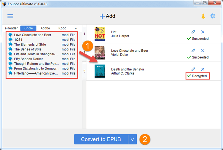 2 Methods to Convert Kindle eBooks to EPUB (A Complete Guide)