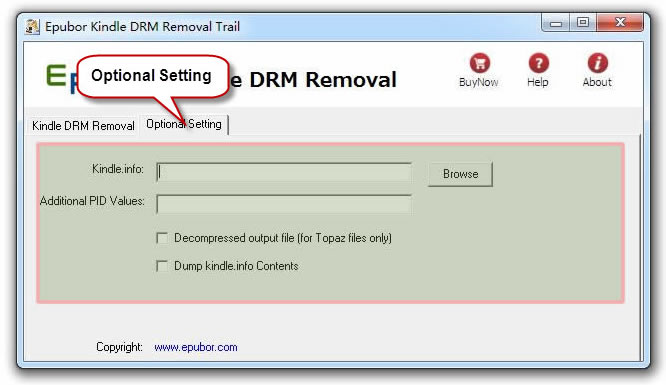 Kindle TPZ DRM Removal