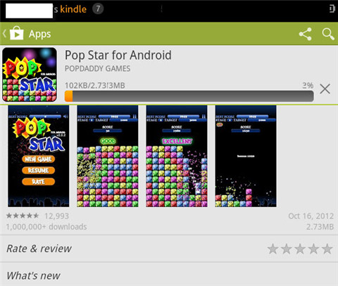 install google play on kindle fire-run google play