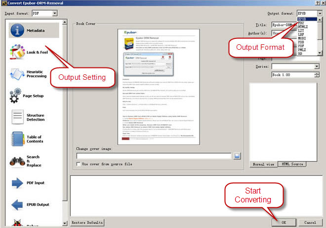 Software To Convert Pdf To Mobi