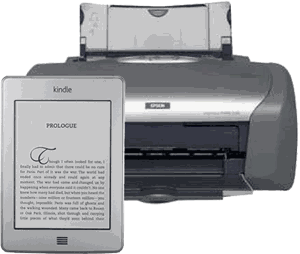print kindle books
