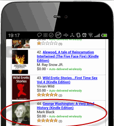 read Kindle books on Android - browse free books