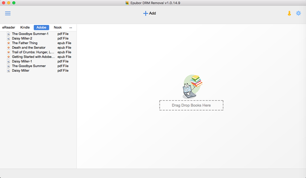Epubor All DRM Removal for Mac 1.0.14.9 full