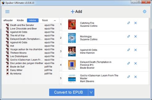 Epubor Ultimate Converter 3.0.10.2281 crack