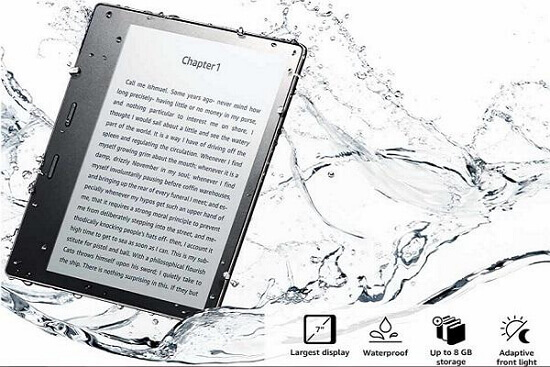 All-New Kindle Oasis 2 (2017) Review