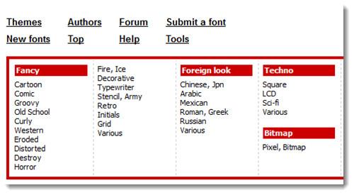 get-fonts