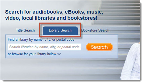library-search