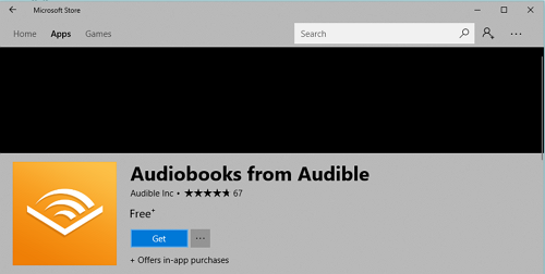 get-audible-app