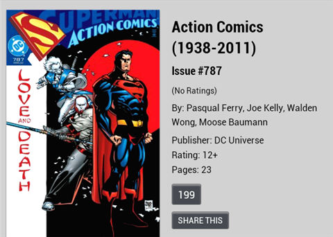 read comics on kindle fire-Purchase comic