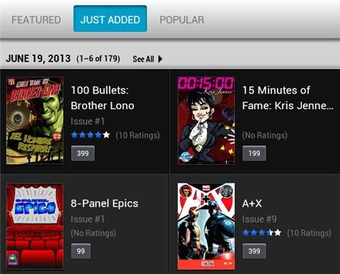 read comics on kindle fire-Add new comics every day