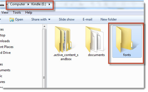 how to send a document to kindle paperwhite