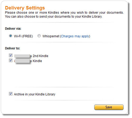 how to send documents to kindle wirelessly-set-deliver-device