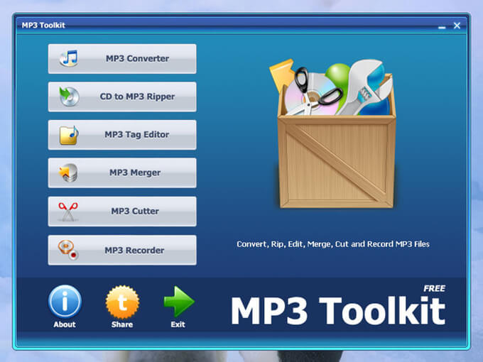 Best 8 Free MP3 Cutter and Joiner