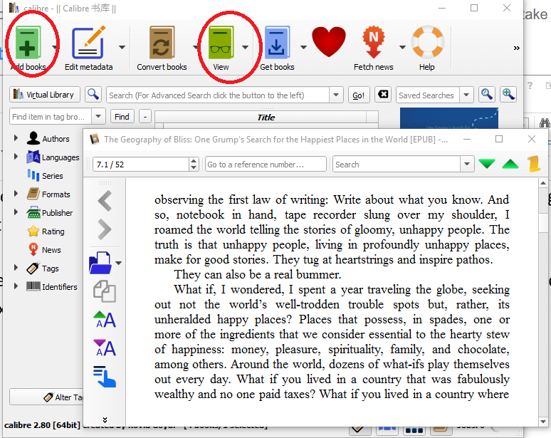 How to Read EPUB on PC