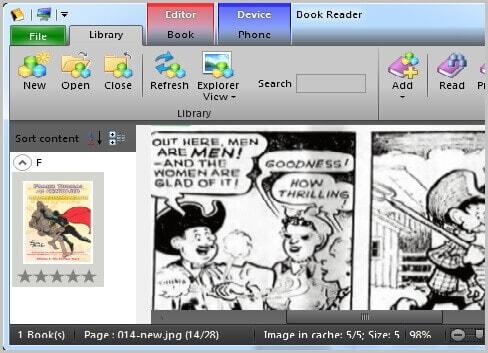 15 Free CBZ Reader Download