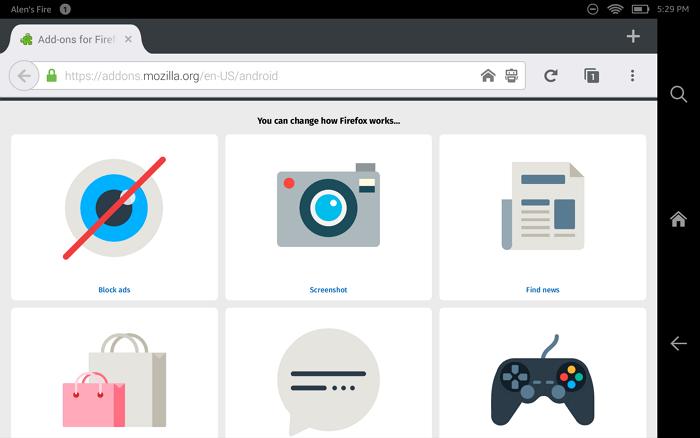 5 Best Alternatives for Kindle Fire Browser
