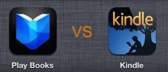Google Play books vs Kindle