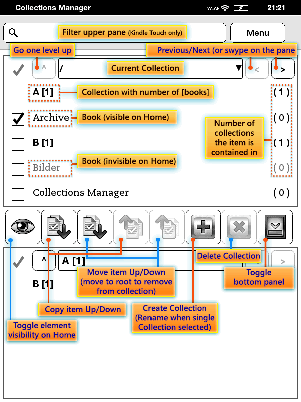 install collection manager