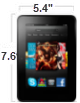 Amazon KindleFire HD