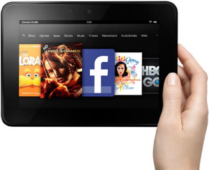 Kindle Fire HD vs Google Nexus 7-Kindle Fire HD