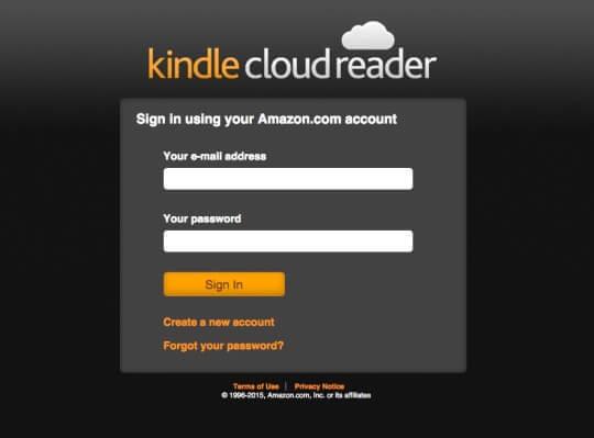 Top 5 eBook Online Readers