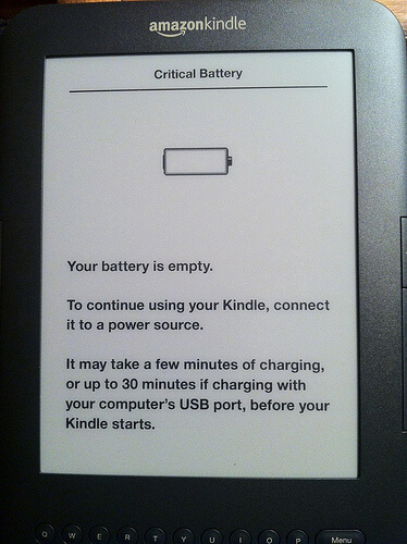 Why Kindle not Charging and How to Fix It