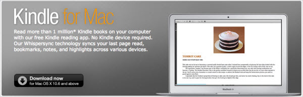 sync kindle books among gadgets