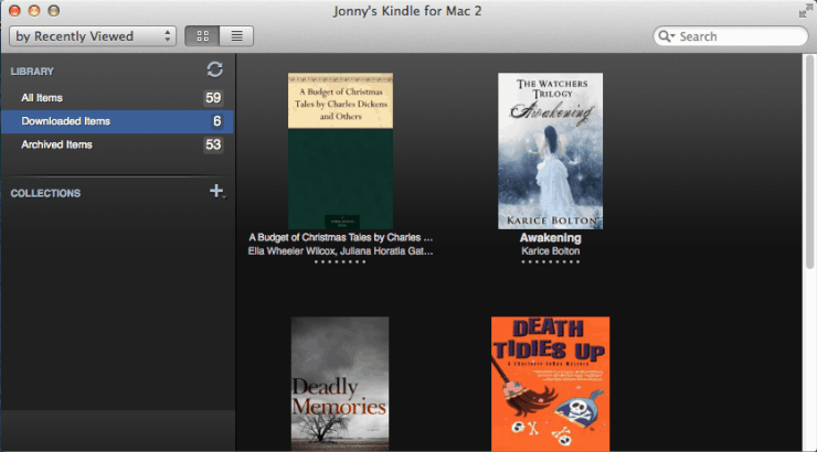 how to download kindle reader on mac