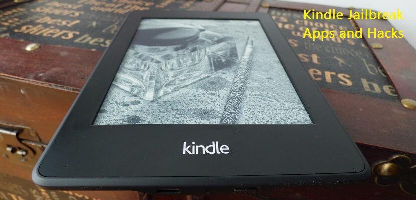 Kindle Jailbreak Apps and Hacks