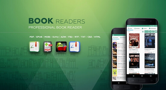 Top 5 AZW3 Readers for Android