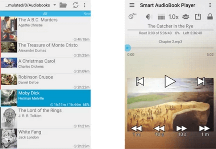 7 Best Audiobook Player Apps for Android