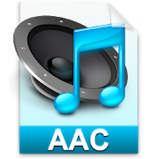 aac audiobook format