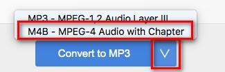 convert aax to m4b  mac successfully