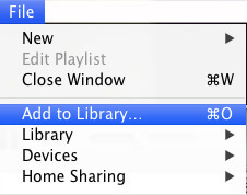add-audiobook-to-itunes-library