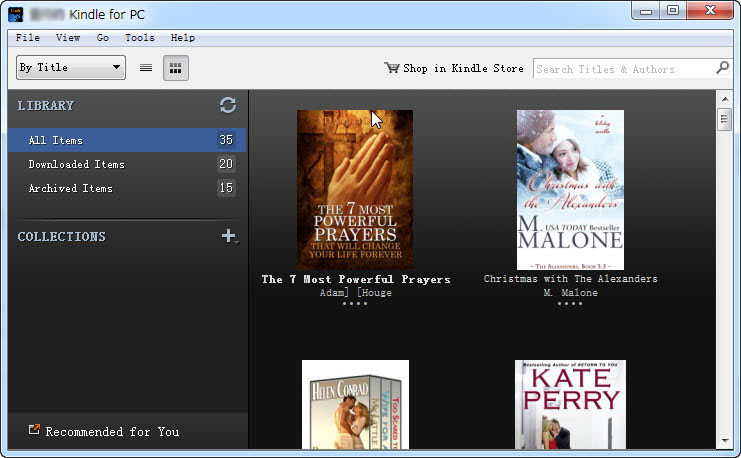 How to Add ePub Books to Kindle