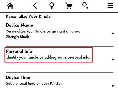 How to Find Lost Kindle