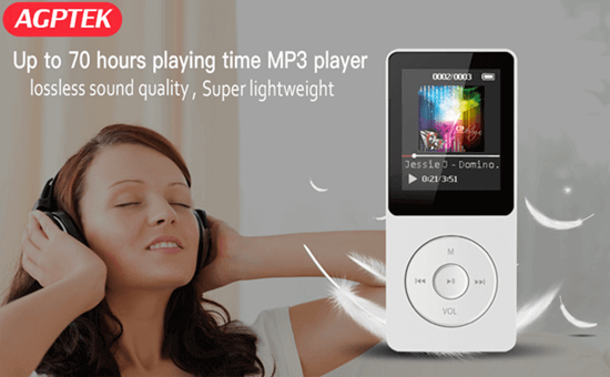 Best 5 Audible MP3 Player