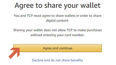 acceptez de partager votre portefeuille