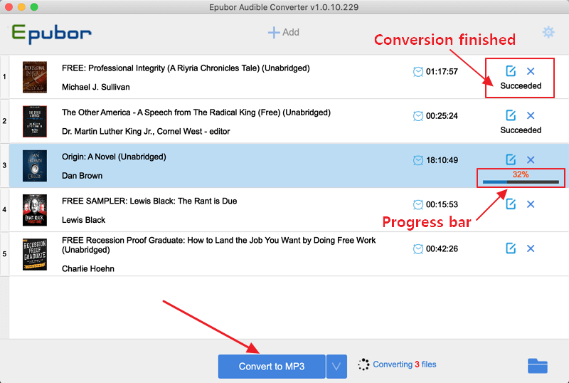 audible drm removal mac