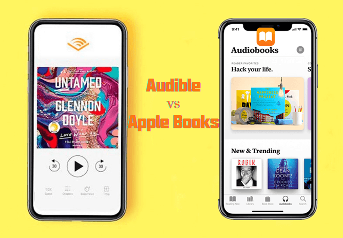 Audible Vs Apple Books Which One Is Better