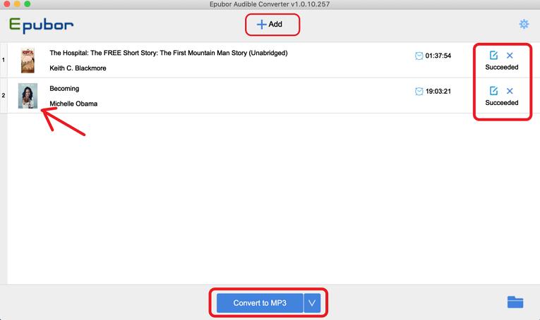 audiobook converter mac