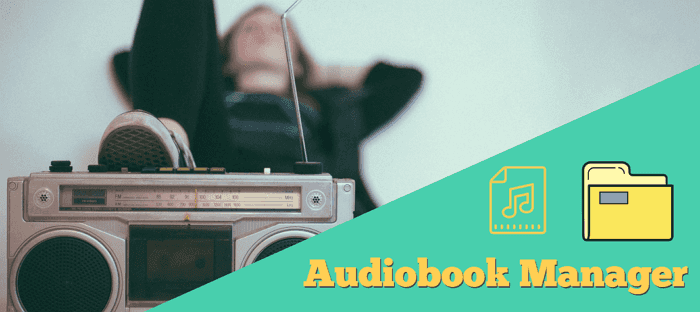 audiobook manager