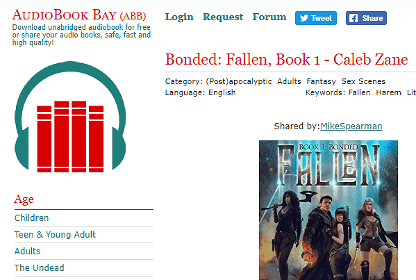 Top 10 Torrent Sites for Audiobooks 2019