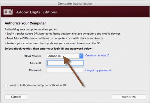 open acsm file on mac