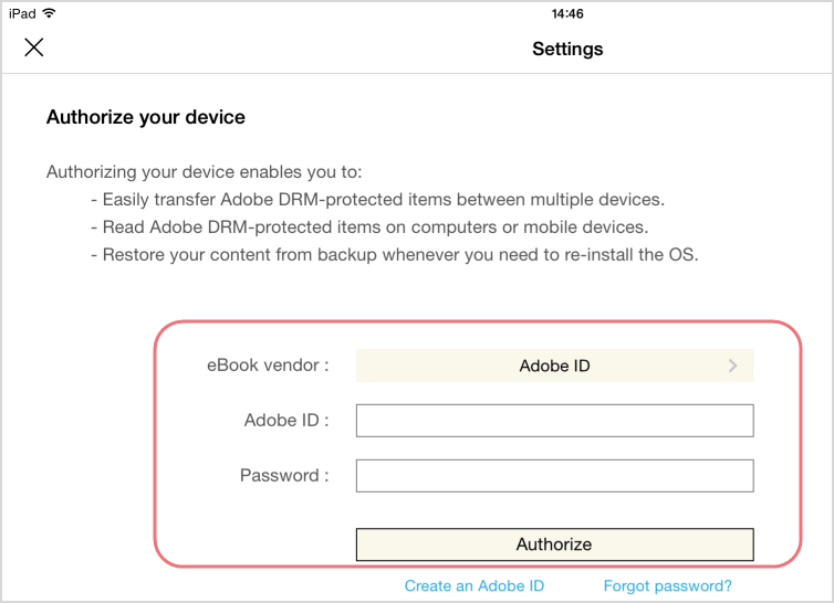 Adobe Digital Editions for iPad, ADE Now Available on the iPad