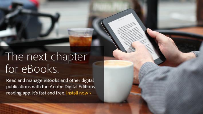 adobe digital editions reader